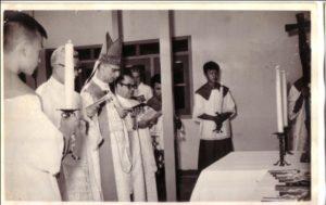 Uskup Surabaya, 9 September 1961 -1982